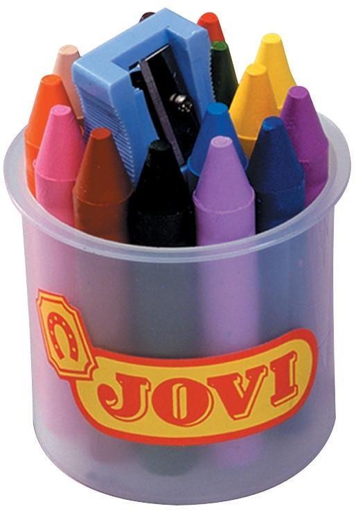 Vahakriit 16 värvi Jovi ümar.topsis+teritaja
