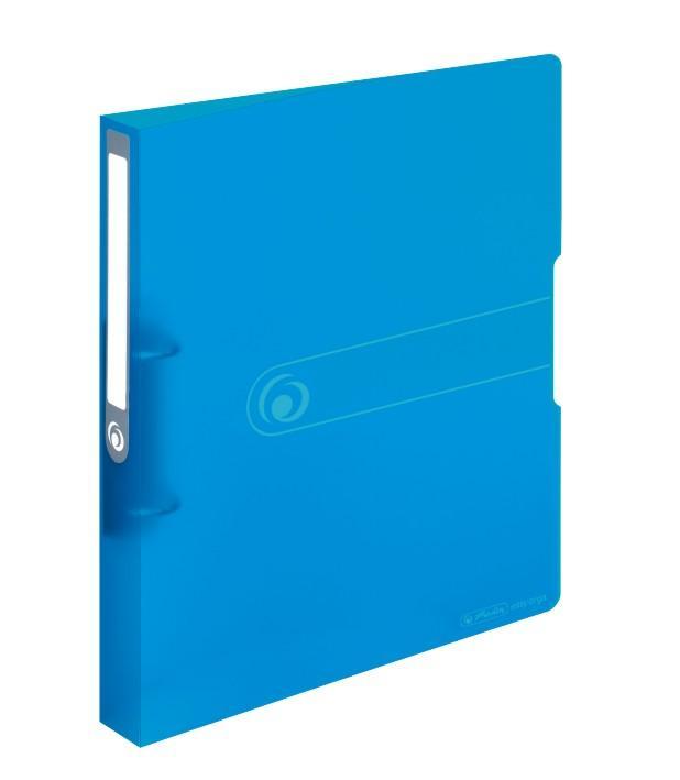 Rõngaskaaned A4 2 r. 25mm läbip.sinine