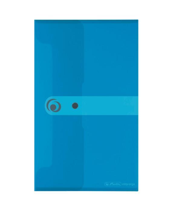 Kirjaümbrik trukiga C65 Easy Orga sinine läbip.