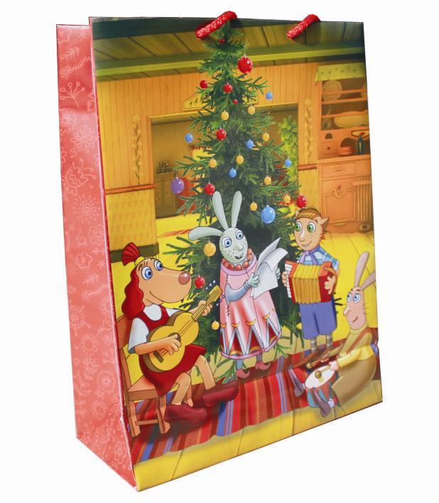 Kinkekott jõulud 24x32x10 Lotte