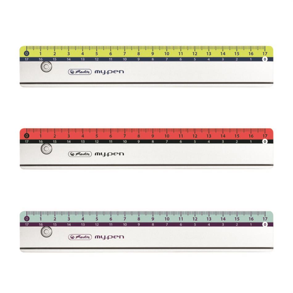 Joonlaud 17cm My.pen (bl)