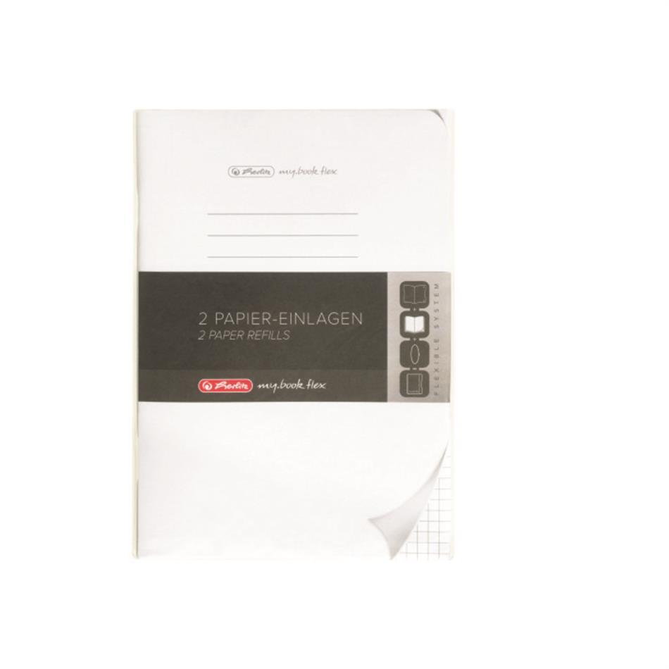 Kaustik flex sisuplokk A5/40x2 ruut