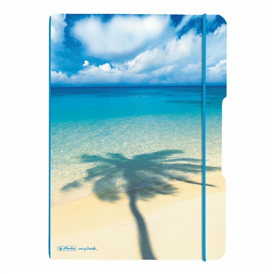 Kaustik flex A4/40 ruut+joon Palm