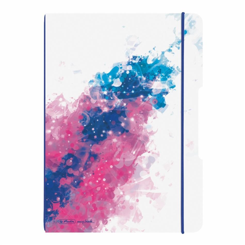 Kaustik flex A4/2x40 C.Splash roosa