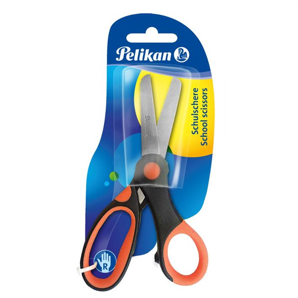 Käärid Pelikan 13.5cm Super Soft (bl)