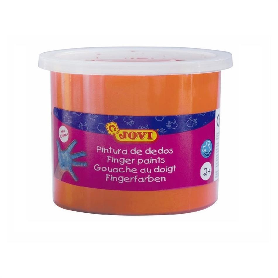 Näpuvärvid Jovi 125 ml, oranž