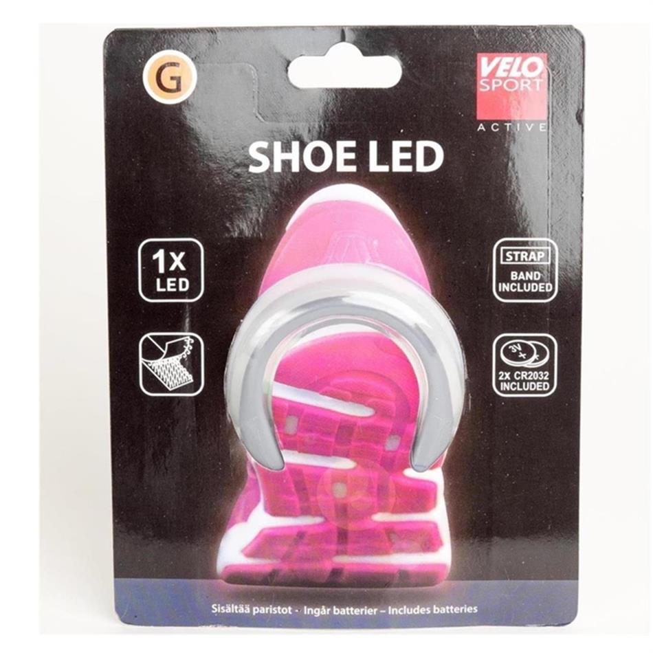 Helkur  G ledlamp spordijalatsi kannale kinnitata..
