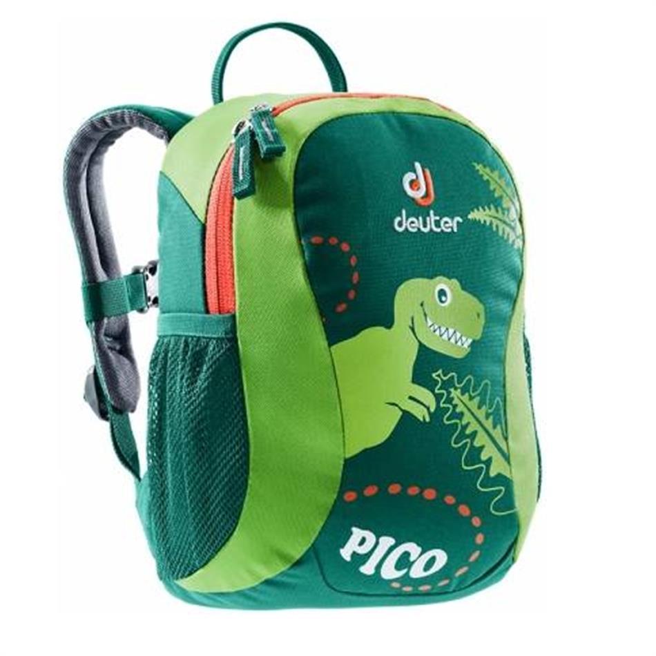 Laste seljakott Deuter Pico Draakon roheline