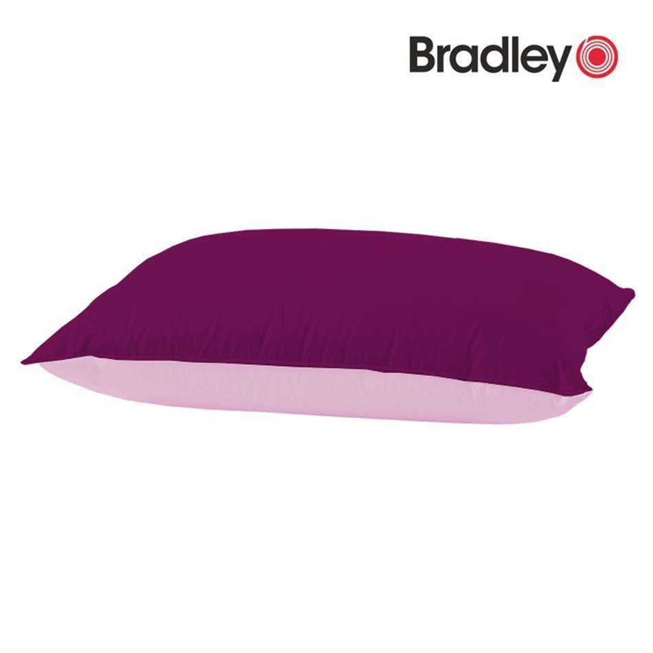 Padjapüür 50x70 Bradley bordoo / roosa