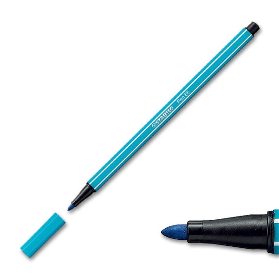 Tindipliiats Stabilo pen 68-31 helesinine