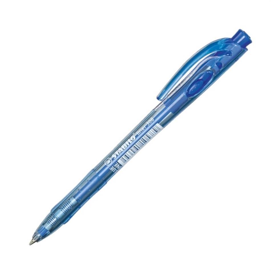 Pastakas Stabilo Liner 308 sinine nupuga F10 tük..
