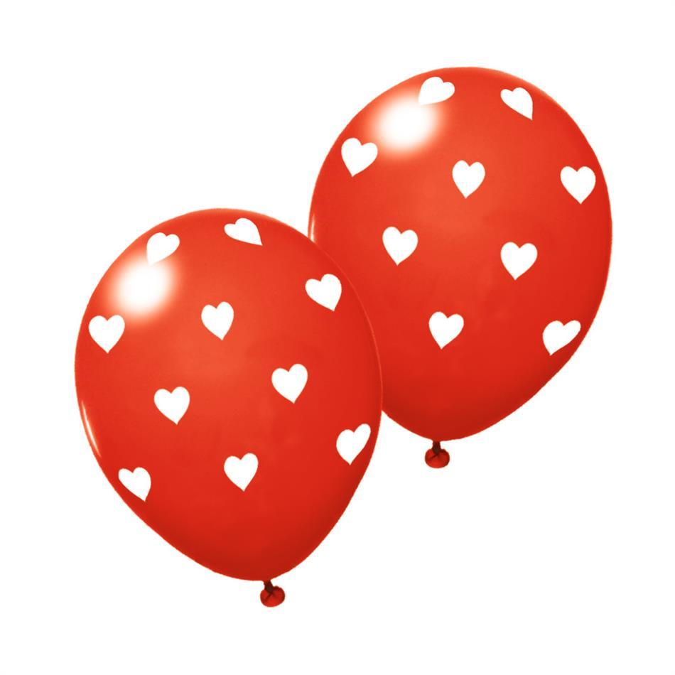 Õhupallid Sweetheart, 6 tk