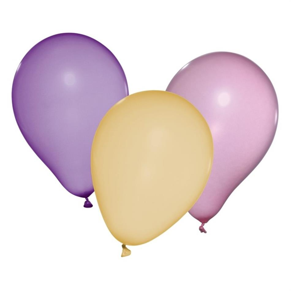 Pp.õhupall pärlmutter 10tk ku/li/ro