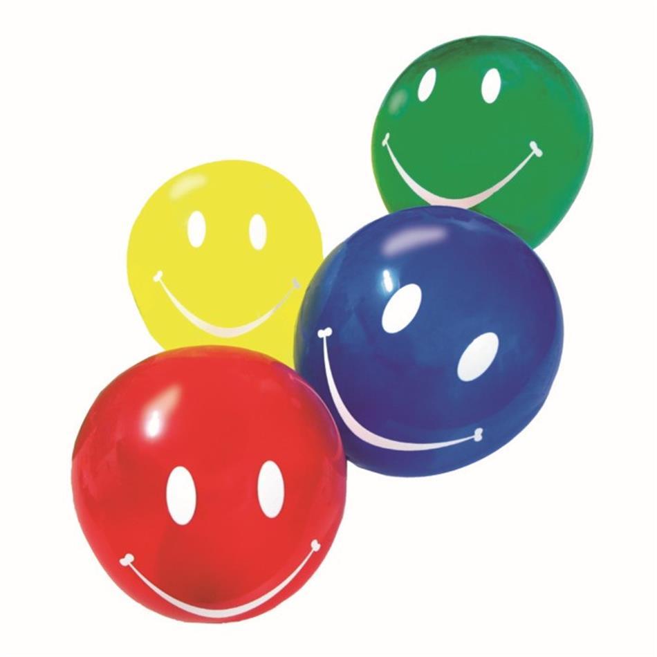 Pp.õhupall Smile 10tk