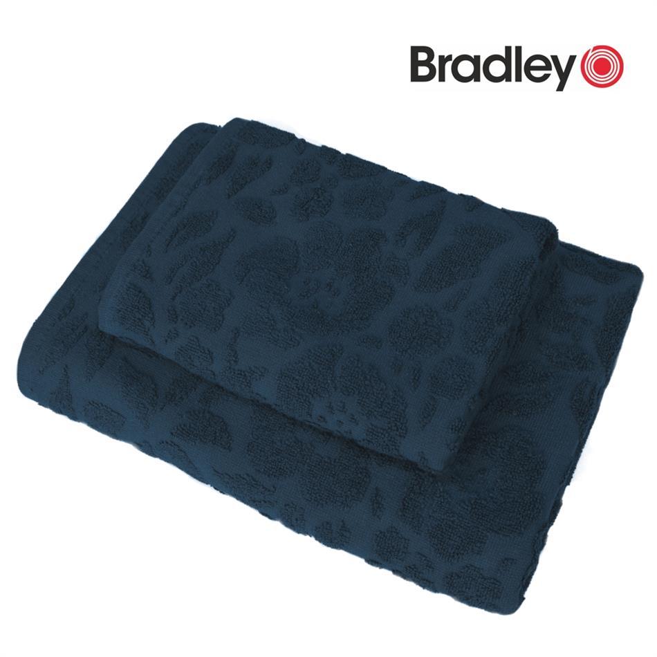 Froteerätik 50x70 cm muster sinine